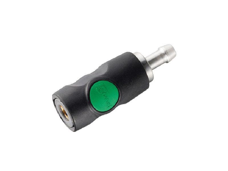 Raccord rapide de sécurité Euro pour tuyau 13 mm Prevost