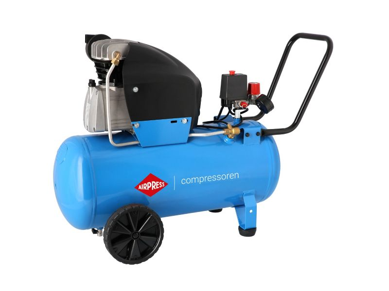 Compresseur HL 360-50 10 bar 2.5 cv/1.8 kW 288 l/min 50 L