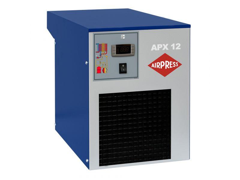Sécheur d'air frigorifique APX-12 1200 l/min 16 bar 230V/ 50Hz/ 1Ph 3/4