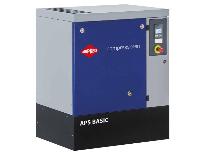 Compresseur à vis APS 10 Basic 10 bar 10 cv/7.5 kW 996 l/min