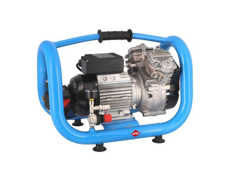 Compresseur Silencieux Sans Huile LMO 5-240 10 bar 1.5 ch/1.1 kW 192l/min 5 L
