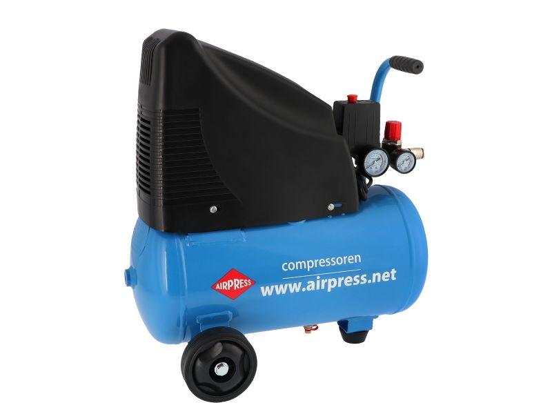 Compresseur Sans Huile HLO 215-25 8 bar 1.5 cv 172 l/min 24 L