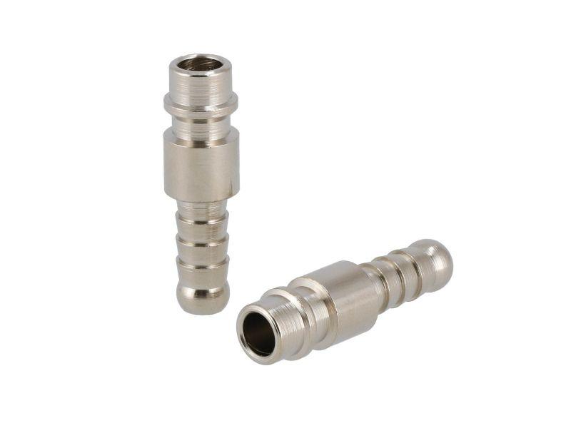 Adaptateur tuyau Euro 8 mm 2 Raccords