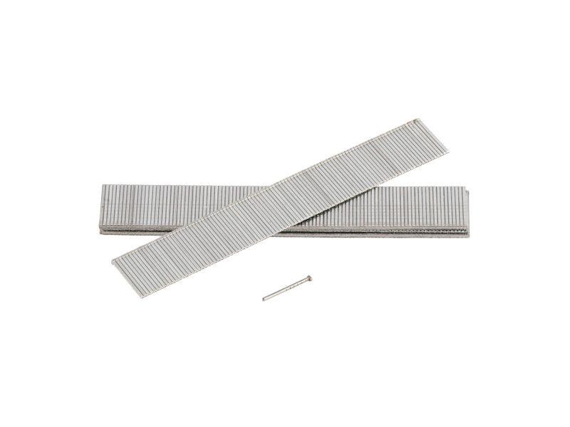 Clous mini brads x7000 L.20 mm Tête 2 mm Diam. 1.5x1.26 mm