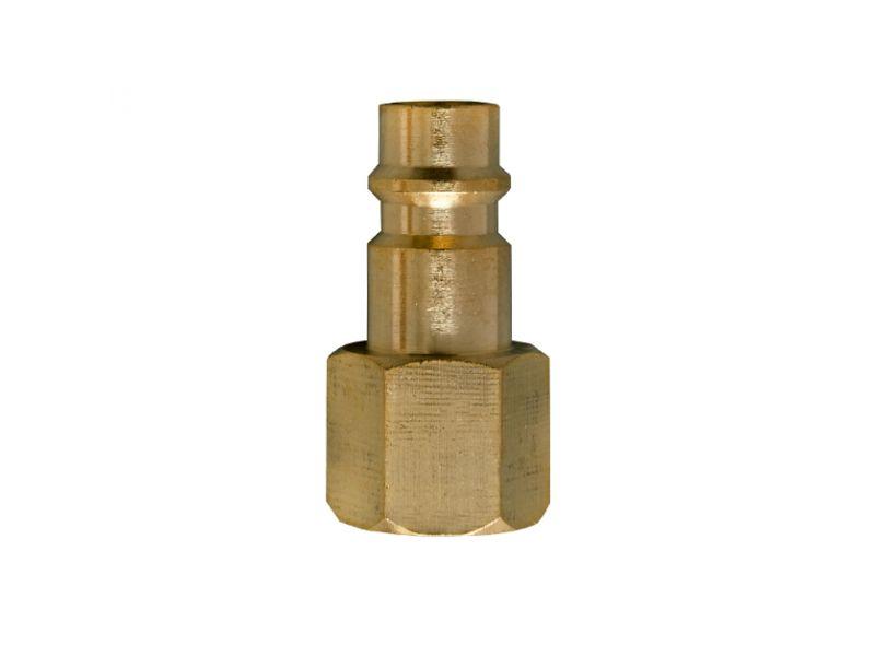 Embout pneumatique Type Euro et Filetage Femelle 1/4