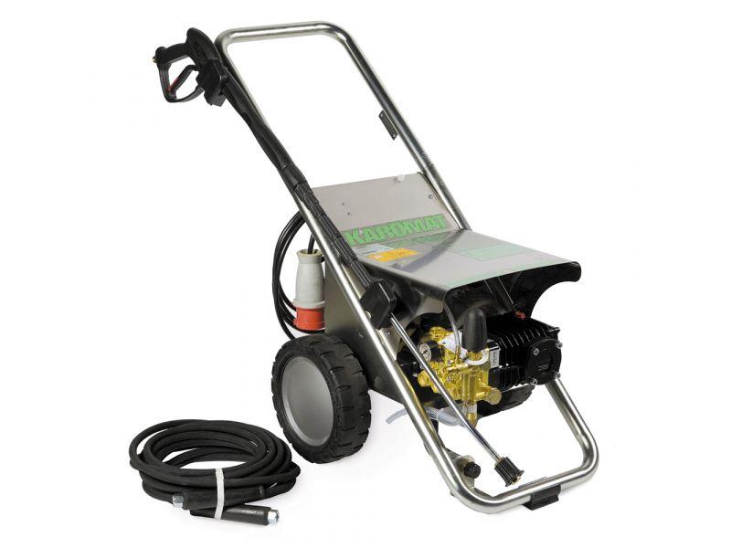 Nettoyeur H.P. KD 1100-200 9.5 cv/7 kW 40° 15 l/min 200 bar 1400 tr/min 400 V