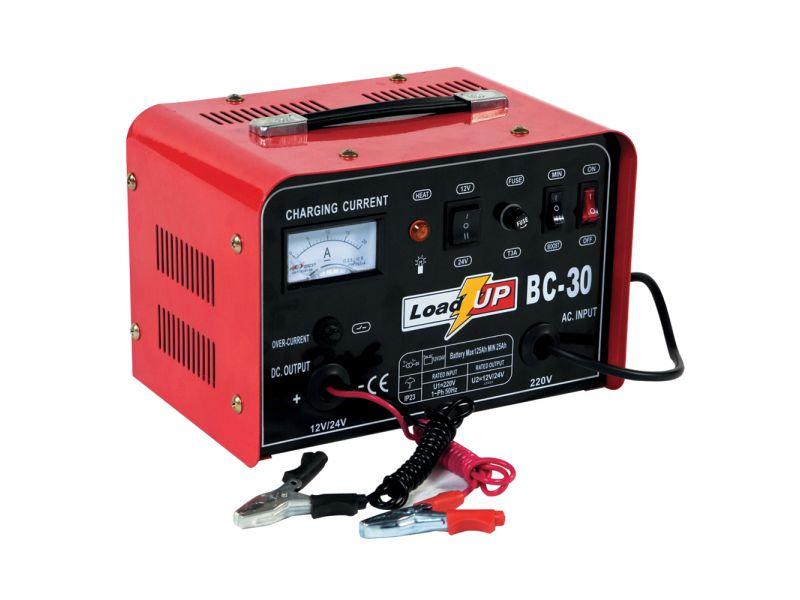 Chargeur de batterie BC 30 15A 12/24V 30-200 Ah