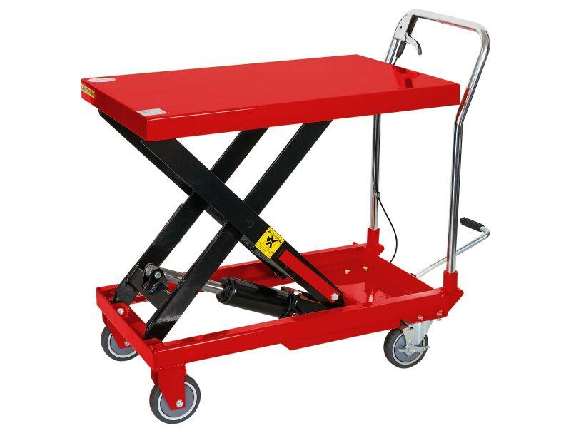 Table élévatrices 150 kg 255-700 mm