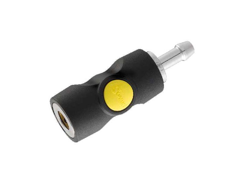 Raccord rapide de sécurité Orion (ARO 210) pour tuyau 6 mm Prevost