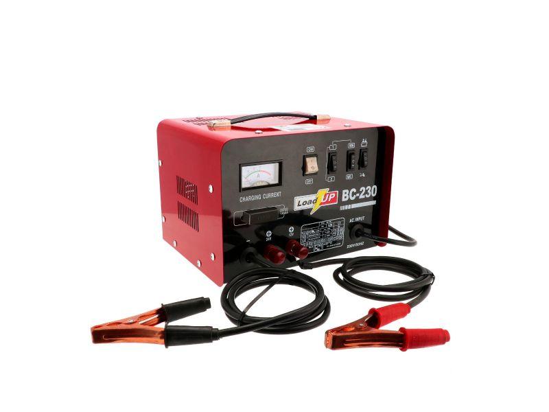 Chargeur de batterie BC 230 30A 12/24V 30-300 Ah avec assistance au démarrage