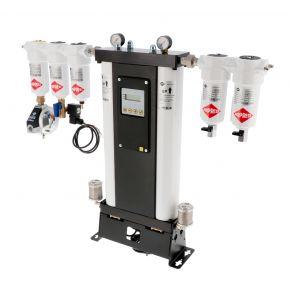 Set de sécheur d'air par adsorption OFAG3 120 l/min - ISO 8573-1 Classe Zero