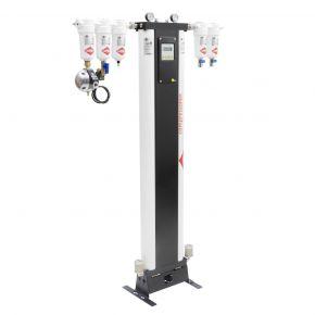 Set de sécheur d'air par adsorption OFAG3 320 l/min - ISO 8573-1 Class Zero