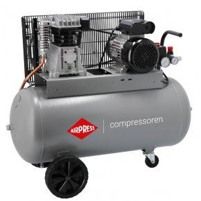 Compresseur HL 375-100 Pro 10 bar 3 cv/2.2 kW 231 l/min 90 L