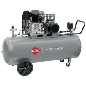 Compresseur HK 600-200 10 bar 4 cv/3 kW 380 l/min 200 L