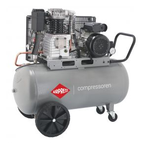 Compresseur HL 425-100 Pro 10 bar 3 ch/2.2 kW 280 l/min 100 L