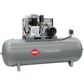 Compresseur HK 1000-500 11 bar 7.5 ch/5.5 kW 698 l/min 500 L