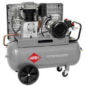 Compresseur HK 700-90 11 bar 5.5 ch/4 kW 530 l/min 90 L