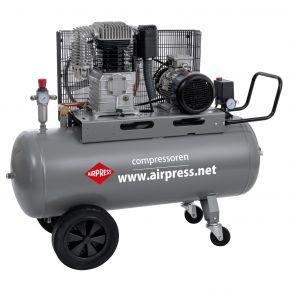 Compresseur HK700-150 Pro 11 bar 5,5 cv 621 l/min 150 L