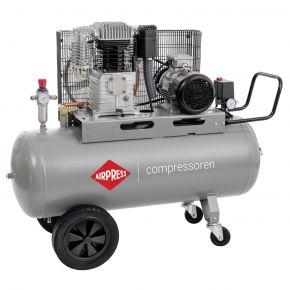 Compresseur HK700-150 Pro 11 bar 5,5 ch/4 kW 530 l/min 150 L