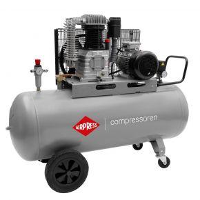 Compresseur HK 1000-270 11 bar 7.5 ch/5.5 kW 698 l/min 270 L