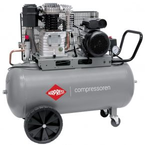 Compresseur HL 425-90 Pro 10 bar 3 cv/2.2 kW 280 l/min 90 L