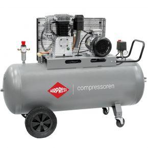 Compresseur HK 650-270 11 bar 5.5 ch/4 kW 490 l/min 270 L