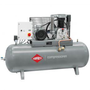Compresseur HK 1500-500 11 bar 10 ch/7.5 kW 859 l/min 500 L