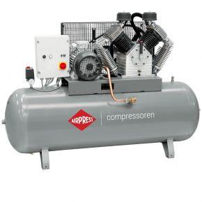 Compresseur HK 2000-500 SD Pro 11 bar 15 ch/11 kW 1395 l/min 500 L - démarreur étoile/triangle