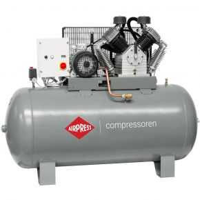 Compresseur HK 2000-900 SD 11 bar 15 cv 1395 l/min 900 L