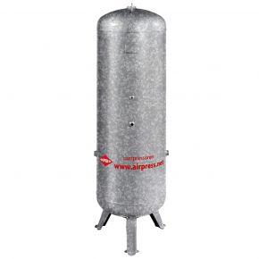 Cuve Galvanisée Verticale 500 L 11 bar