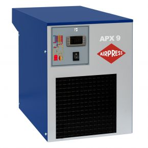 Sécheur d'air frigorifique APX-9 850 l/min 16 bar 230V/ 50Hz/ 1Ph 3/4