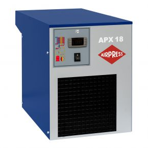 Sécheur d'air frigorifique APX-18 1800 l/min 16 bar 230V/ 50Hz/ 1Ph 3/4