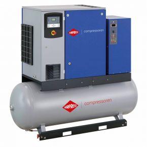 Compresseur à vis APS15DD IVR Combi Dry Onduleur 12.5 bar 15 ch/11 kW 265-1823 l/min 500 L
