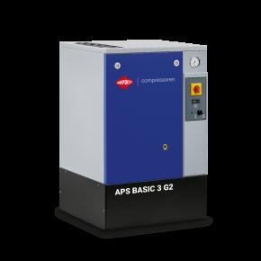 Compresseur à vis APS 3 Basic G2 10 bar 3 cv 294 l/min