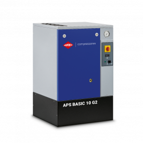Compresseur à vis APS 10 Basic G2 10 bar 10 cv 984 l/min