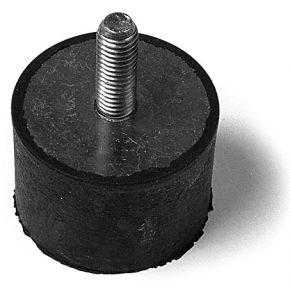 Amortisseurs de vibrations 40 x 30 mm