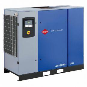 Compresseur à vis APS 30BD Dry 8 bar 30 ch/22 kW 3650 l/min