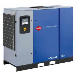 Compresseur à vis APS 35BD Dry 10 bar 35 ch/26 kW 3935 l/min