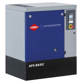 Compresseur à vis APS 15 Basic 8 bar 15 ch/11 kW 1620 l/min