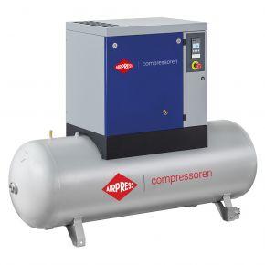 Compresseur à vis APS 10 Basic Combi 10 bar 10 ch/7.5 kW 996 l/min 500 L