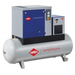 Compresseur à vis APS 7.5 Basic Combi Dry 8 bar 7.5 ch/5.5 kW 846 l/min 500 L