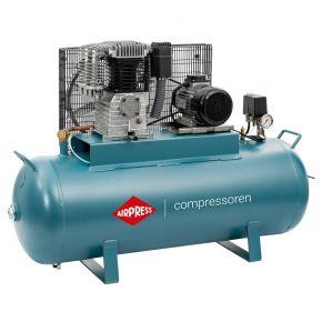 Compresseur K 200-600 14 bar 4 ch/3 kW 360 l/min 200 L