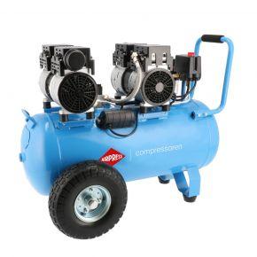 Compresseur Silencieux Sans Huile LMO 50-270 8 bar 2 ch/1.5 kW 185 l/min 50 L