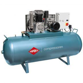 Compresseur K 500-700S 14 bar 5.5 ch/4 kW 420 l/min 500 L