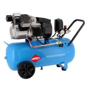 Compresseur KM 50-350 10 bar 2.5 ch/1.8 kW 280 l/min 50 L