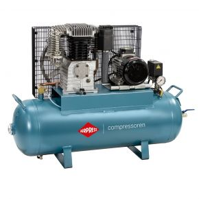 Compresseur K 100-450 14 bar 3 cv/2.2 kW 270 l/min 100 L
