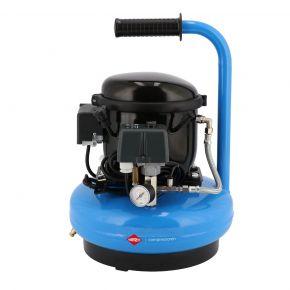 Mini Compresseur Silencieux L 6-45 8 bar 0.3 ch/0.2 kW 36 l/min 6 L
