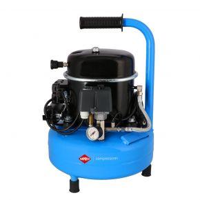 Mini Compresseur Silencieux L 9-75 8 bar 0.5/0.34 kW ch 60 l/min 9 L