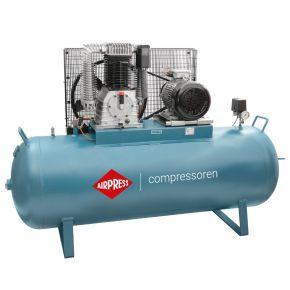 Compresseur K 500-1500S 14 bar 10 ch/7.5 kW 750 l/min 500 L