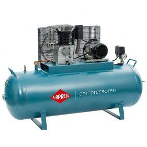 Compresseur K 300-600 14 bar 4 ch/3 kW 360 l/min 300 L